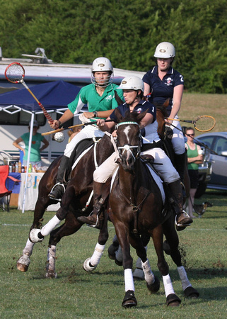 Sports Action: Polocrosse